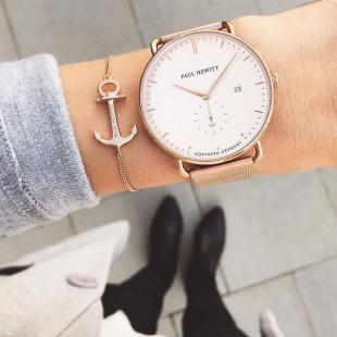 Bracelet Anchor Spirit Rosegold