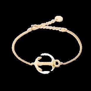 Bracelet Anchor Spirit Gold
