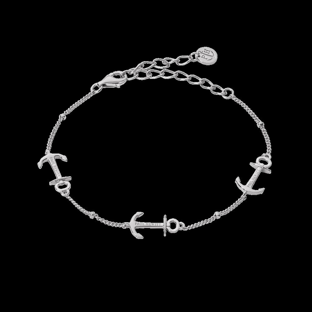 Bracelet Anchor Silver