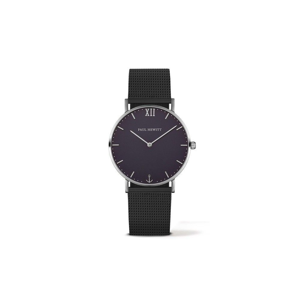 Sailor line Silver Black Mesh Black
