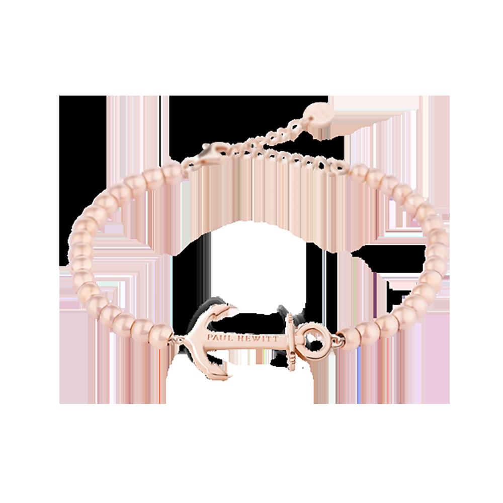 Bracelet Anchor Spirit Steel Rose Gold