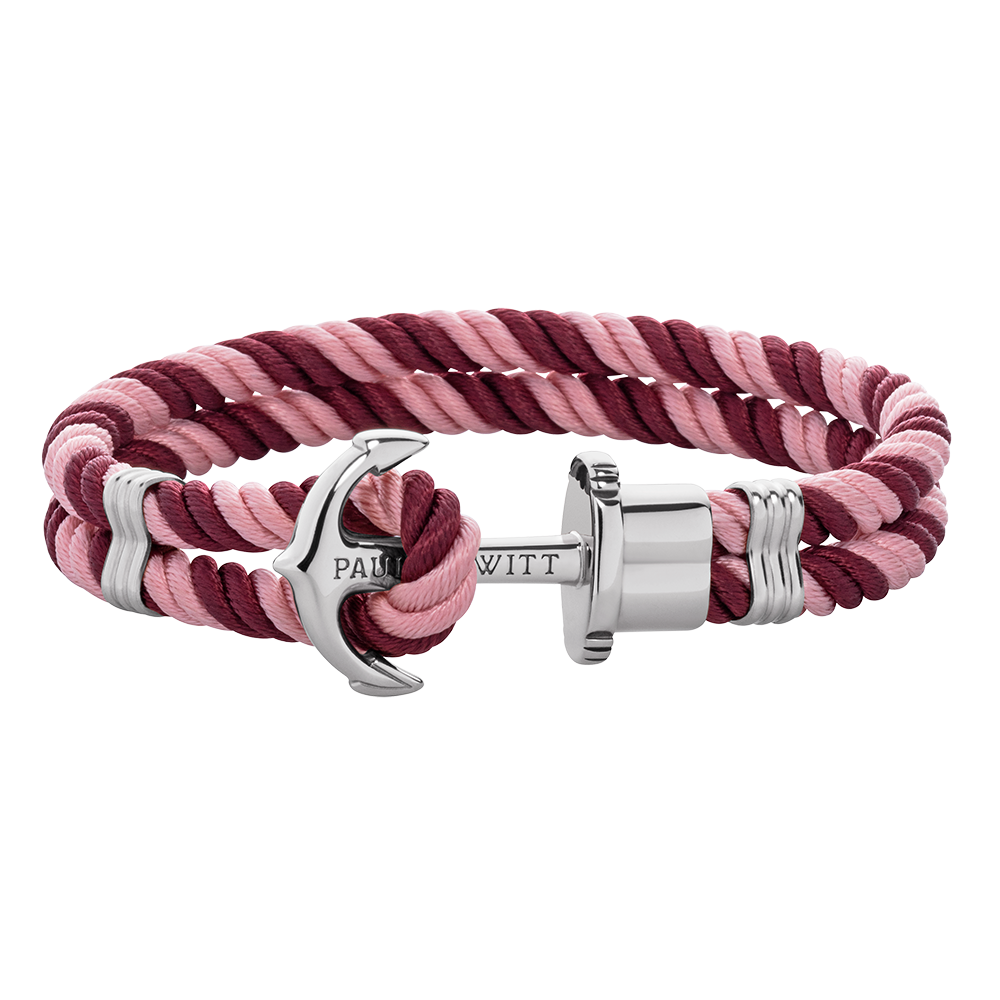 Anchor Aurora-Dark Berry Silver