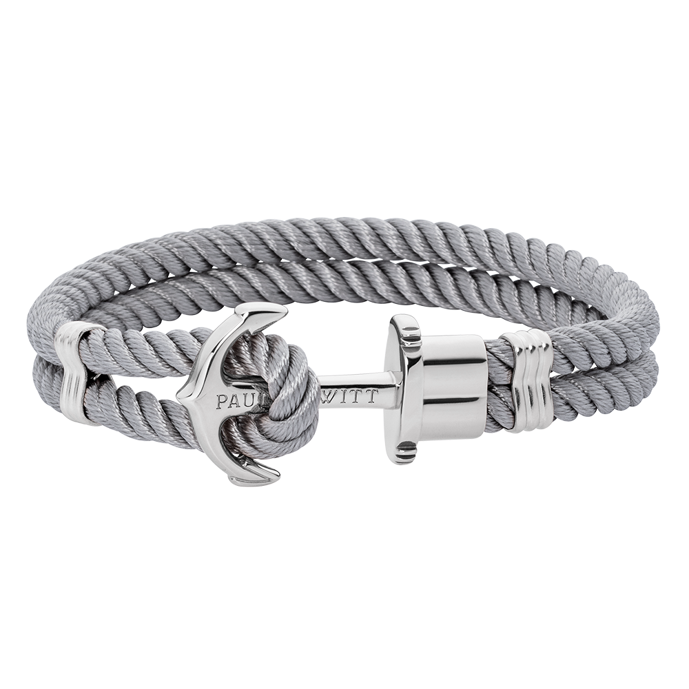 Anchor grey silver