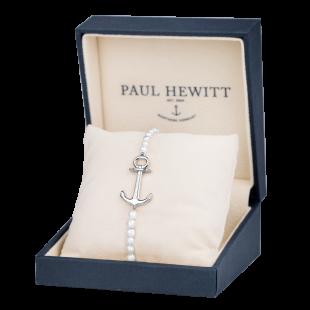 Bracelet Anchor Spirit Pearl Stainless Steel