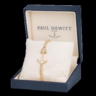 Bracelet Anchor Spirit Steel Gold
