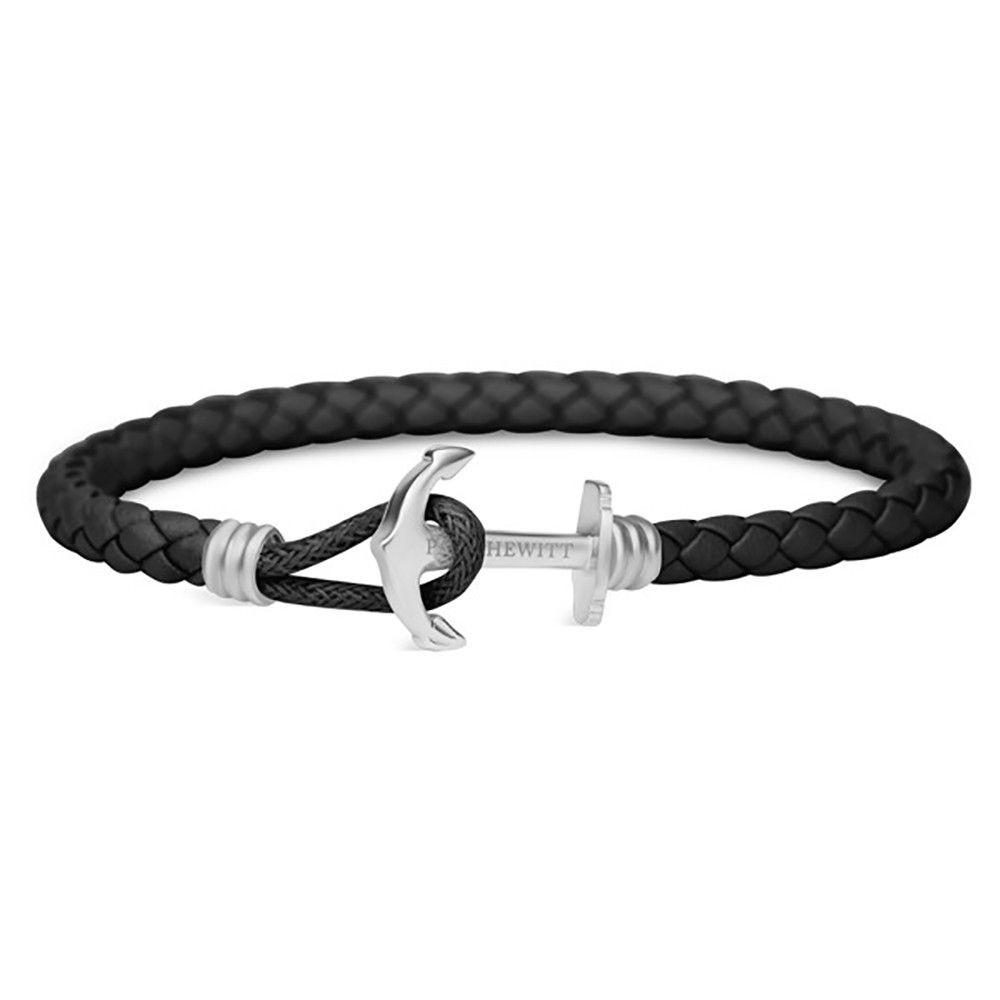 Anchor Leather Lite Black Silver
