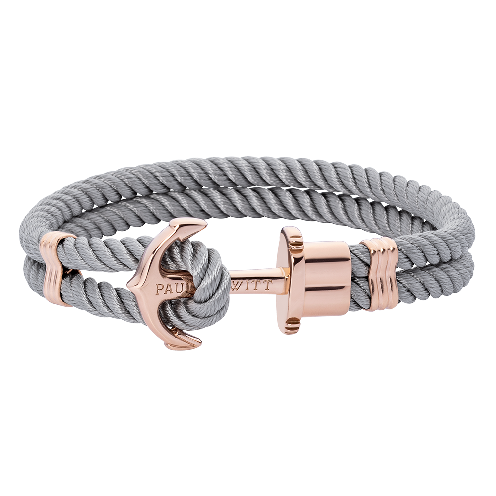 Anchor grey rosegold