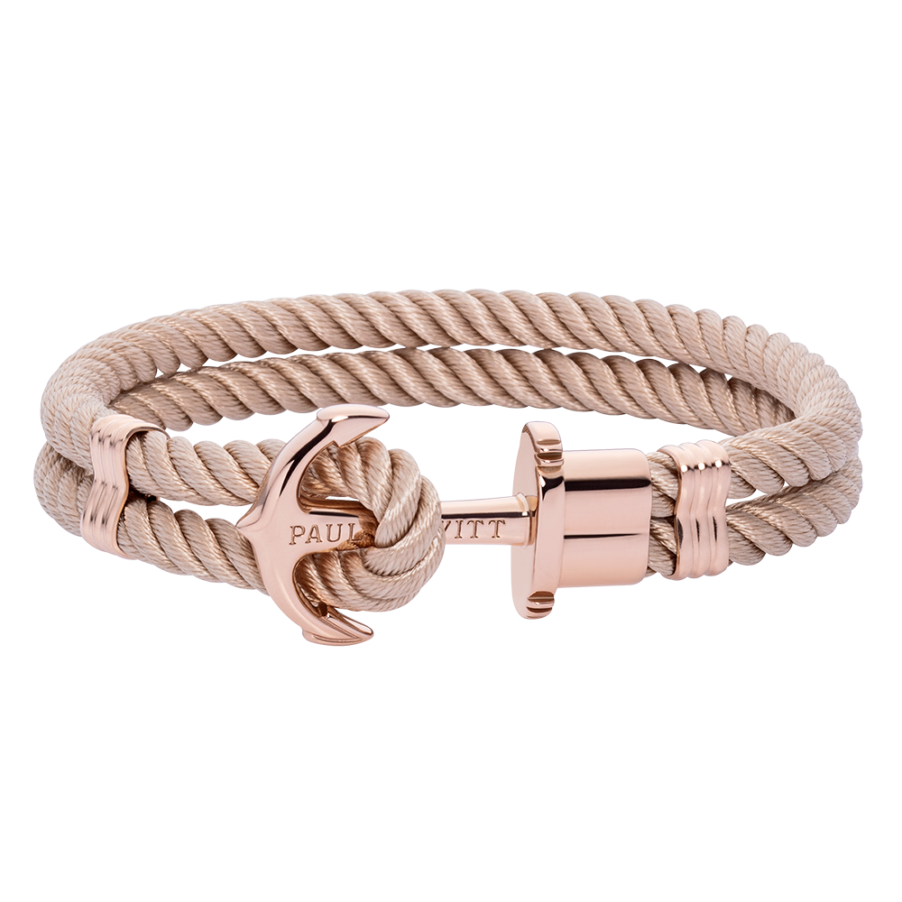 Anchor hazelnut rosegold