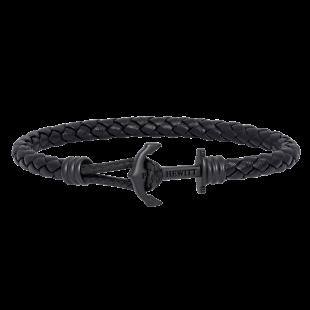 Anchor Leather Lite Black Black