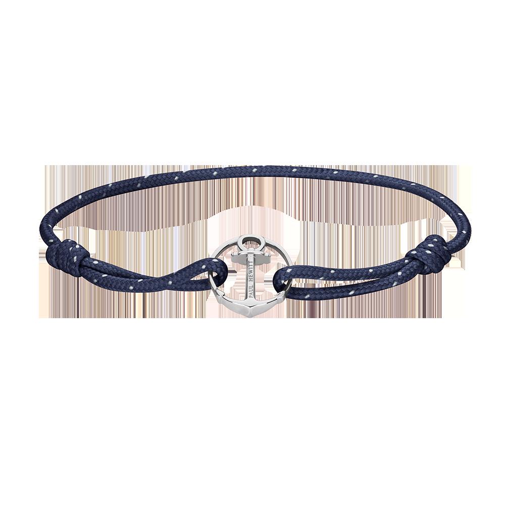 Re/Brace Silver Navy Blue