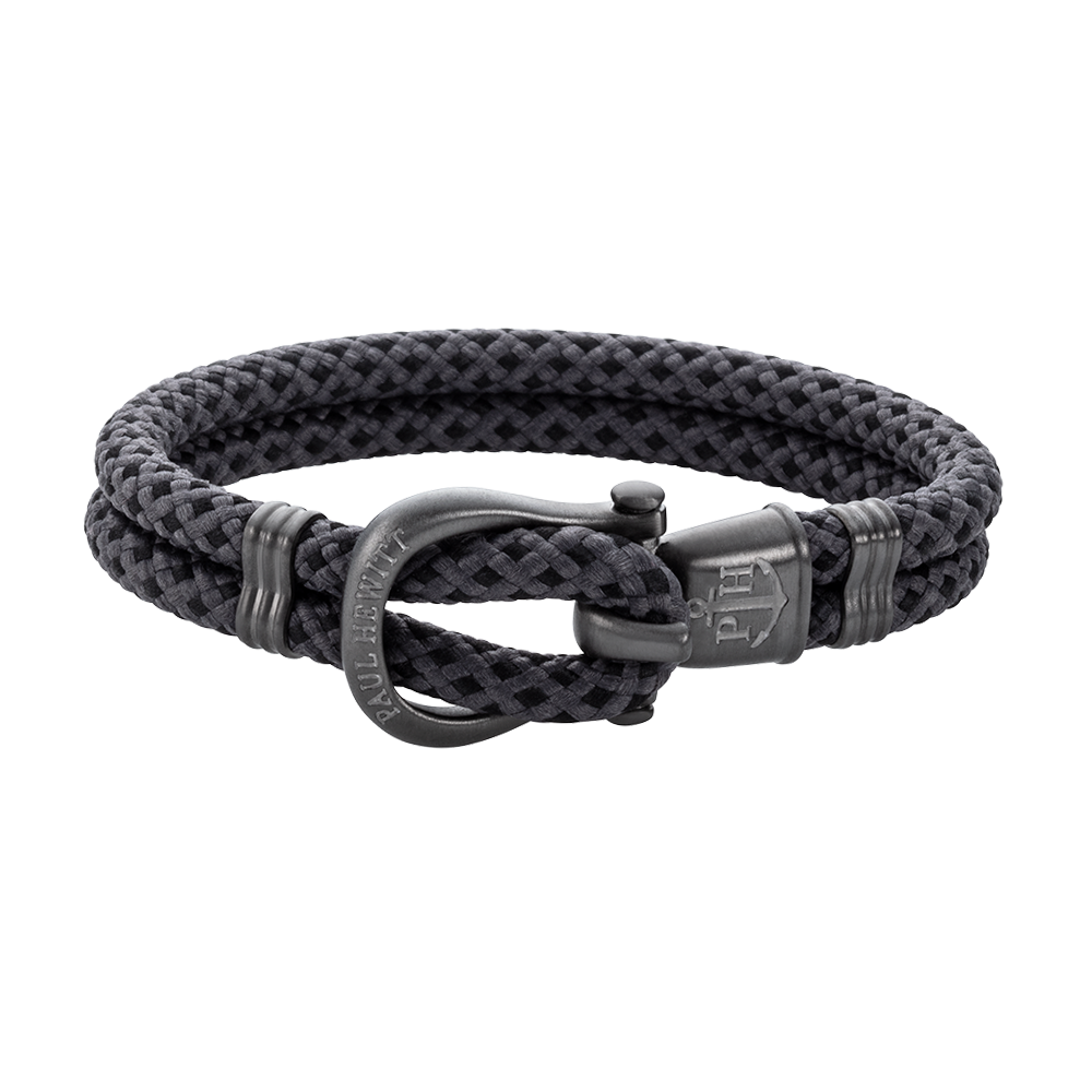 Phinity Gun Metal Nylon Black Grey
