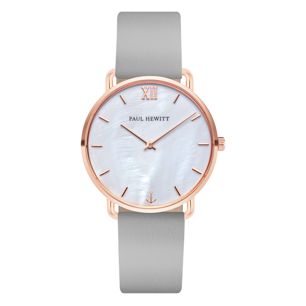 Miss Ocean Pearl Rose Gold Graphite
